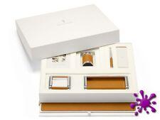 Schreibtischaccessoires Graf von Faber Castell Set braun