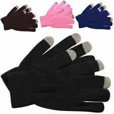 Caripe Damen Finger Handschuhe Winter Touchscreen Smartphone Tablet Handy tochan