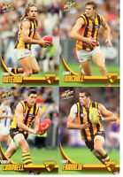 2009 Select AFL Champions Trading Cards Base Team Set Hawthorn (12)