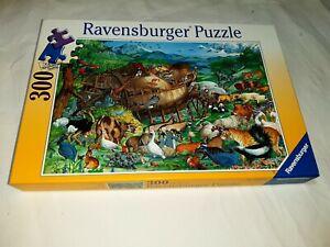 300 Pieces Puzzle - Die Ark - Ravensburger - 100% Complete