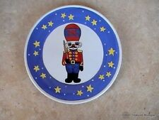 Macy's Thanksgiving Parade 75th Anniversary Salad/Dessert Plate Toy Soldier