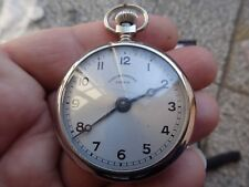 Vintage old pocket watch Chronometre Prima