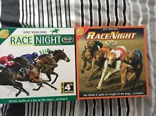 Race Night 4 DVD Game Host Your Own Race Horse/dogs (DVD Only)