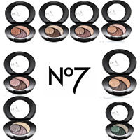No7 Stay Perfect Trio Eye Shadow Palette *PICK YOUR SHADE*