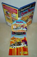 CORSE PAZZE MOTORI IMBIZZARRITI sony playStation 2 ps2 gioco game prima stampa