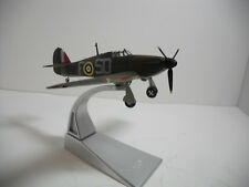 Corgi Toys RAF Hawker Hurricane Mk1 Battle of Britain Fighter WWll  1:72 DIECAST