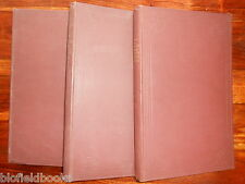 Letters, Despatches & Papers of the Govt of India 1772-1785 (3 Set) 1890 Indian