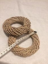 Wicker Willow Ring, Florist, Floral, Wreath,  Decorative X2 Small