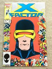 X-Factor #10 *1st Sabretooth In X-Title*