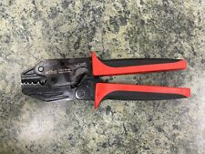 Wiha Ratcheting Crimp Tool for Wire Terminals