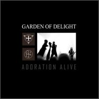 GARDEN OF DELIGHT Adoration Alive CD Digipack 2016 LTD.1000