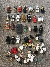 Lego Star Wars HUGE RARE GENUINE Minifigures Bundle !!!!