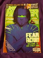Metal Hammer Magazine May 1997 Fear Factory Pantera Cradle Of Filth