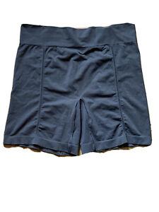 Spanks By Sara Blakely Shape Wear Mid High Smooth Shorts XL