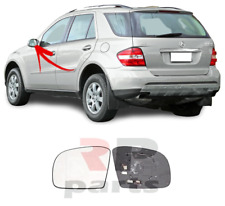 Mirror Covers Trim for 2008-11 Mercedes Benz ML-Class W164 Chrome Mirror Cover