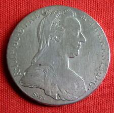 Maria  Theresia  -  Taler  1780  -  frühe  Prägung !