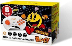 Bandai Namco Flashback Pac-Man Blast With 8 Electronic Games *FAST UK DISPATCH*