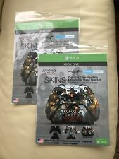 2x Assassins Creed Syndicate Controller Skins For XBOX ONE