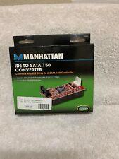 Manhattan IDE to Sata 150 Converter