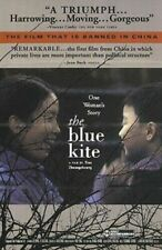 THE BLUE KITE ORIGINAL ROLLED MOVIE POSTER 1993 TIAN ZHUANGZHUANG LU LIPING