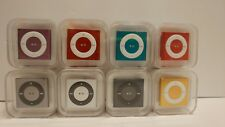 Apple iPod Shuffle 4th Generation 2GB - Brand new Sealed sticker