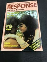 vintage sleaze Human Response The New Sexuality September 1976   Adult Only