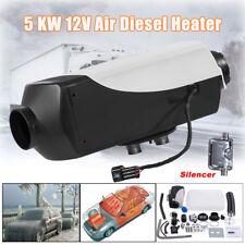 5KW 12V Diesel-Standheizung Luftheizung Air Heater Heizung Für LKW+Schalldämpfer