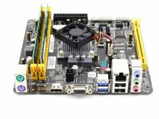 Biostar a68n-5200 Mini-ITX scheda madre AMD Fusion a6-5200 4x 2ghz on-board 8gb di RAM