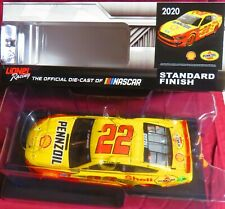 JOEY LOGANO, BRAND NEW, 1/24 ACTION 2020 MUSTANG, #22, SHELL-PENNZOIL