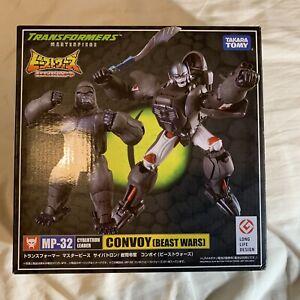Transformers Masterpiece MP-32 Convoy Beast Wars Figure Takara Tomy