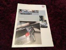 Vauxhall Signum UK Brochure 2005 Edition 2