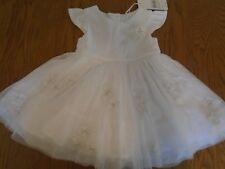 BNWT baby girl dress & pants outfit. Mothercare. RRP £25. 6-9mths  (2/1)