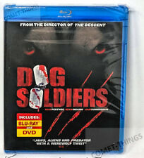 Dog Soldiers (Blu-ray/DVD, 2010, 2-Disc COMBO Set) NEW & SEALED