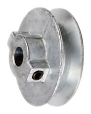 CHICAGO DIE CASTING Single V Grooved Pulley A 4 in. x 1/2 in. Bore 400A5