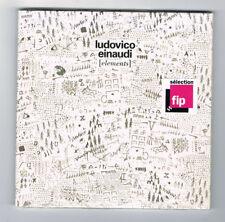 ♫ - LUDOVICO EINAUDI - [ELEMENTS] - CD 12 TITRES - 2015 - NEUF NEW NEU - ♫