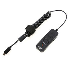 FOTGA 3m/10ft Remote Shutter Cable w/ Multi-Terminal for Sony Camera As RM-VPR1