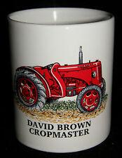 BN David Brown Cropmaster Vintage Tractor Mug Great Farming Gift