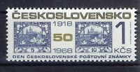 CHECOSLOVAQUIA CZECHOSLOVAKIA 1968  SC.1600  MNH  Annv.Czecho Postage Stamps
