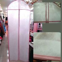 Bridal Wedding super Long Dress Suits Gown Garment Storage Bag Cover Protector