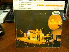 """the animals""""la casa del sol..""""ep.mexique.capitol:10030."""