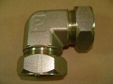 "NEW Parker 32-EBU-S 2"" O.D. Union Elbow Ferulok Compression Tube Fitting 32EBUS"