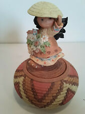 """1995 Enesco """"Gaity"""" Figurine ~ Friends of the Feather"""