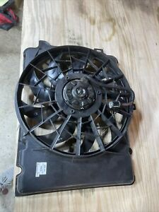 ford taurus electric fan