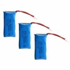 3 3.7V 500mAh Batterie Akku fuer Hubsan X4 H107 H107L H107C H107D V252 JXD3 Y6J1
