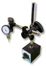 Support Magnétique MBBV80 + Comparateur palpeur réglable Course 0.8mm