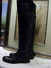 Frye Shirley Over-the-Knee Riding Boots Size 6 B $498