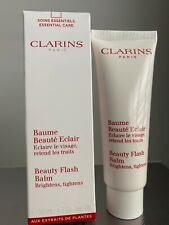 Clarins Beauty Flash Balm Full Size 50ml New and Sealed in Box Genuine