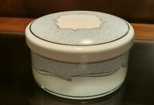 Wedgewood bone china trinket box