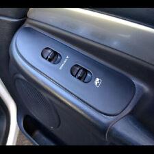 Window Switch Bezel for 2002-2010 Dodge Ram Master Power Trim NEW Slate Black