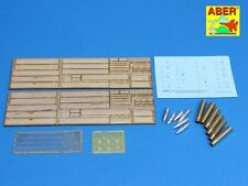 1/16 ABER 16057 MINIATURES A....O w/TWO BOXES for GERMAN PANZER IV Ausf. G H J